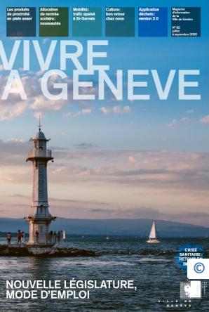 Autonomia dans le Vivre à Genève magazine de l'été !